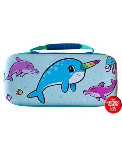 Narwhal Protective Carry and Storage Case (Switch Lite) (New)