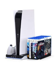 iMP DLX Cool and Charge Multi-Function Console Stand (PS5) (New)