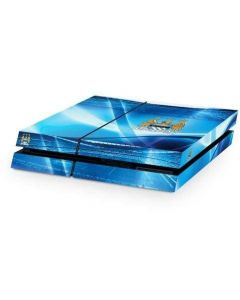 Manchester City Football Club PS4 Console Skin (New)