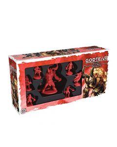 Godtear: Rangosh, Scourge of The Broken Plains Champions Set (New)