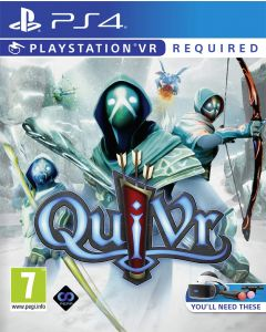 Quivr (PSVR) (PS4) (New)