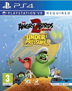 The Angry Birds Movie 2 VR: Under Pressure (PSVR) (PS4) (New)