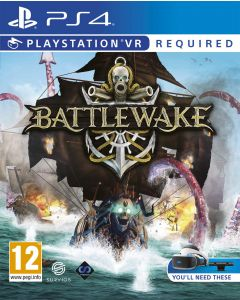Battlewake PSVR (PS4) (New)