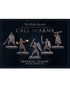 Elder Scrolls Call to Arms - Imperial Legion Faction Starter (New)