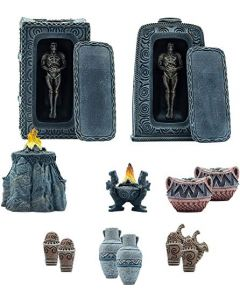 The Elder Scrolls: Call To Arms - Nord Tomb Scatter Terrain Set (MUH052158) (New)