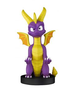 Cable Guys Spyro the Dragon Cable Guy XL - 12 inch version (New)