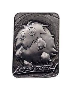 Yu-Gi-Oh! KON-YGO27 Limited Edition Metal Collectible Kuriboh, Silver (New)