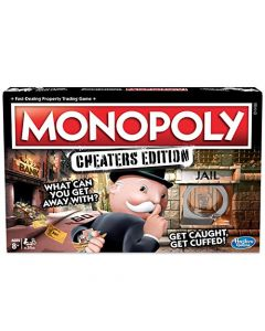 Monopoly Cheaters Edition (New)