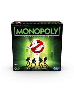 Hasbro Monopoly Game: Ghostbusters Edition Board Game (New)