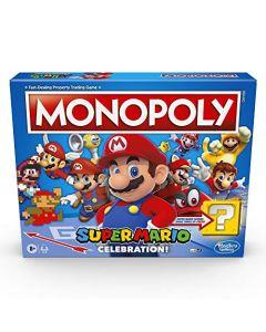 Monopoly Super Mario Celebration Edition Board Game  (New)