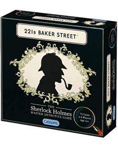 Gibsons 221b Baker Street Game (New)