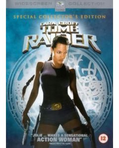 Lara Croft Tomb Raider -- Special Collector's Edition [DVD] [2001] (New)