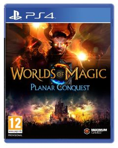 Worlds of Magic Planar Conquest(PS4) (New)