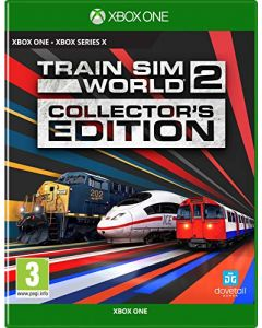 Train Sim World 2: Collector's Edition (Xbox One / Xbox Series) (New)