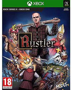 Rustler (Xbox Series X / Xbox One) (New)