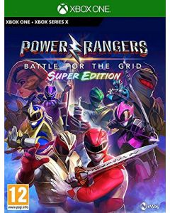 Power Rangers: Battle for The Grid - Super Edition (Xbox One / Series X) (New)