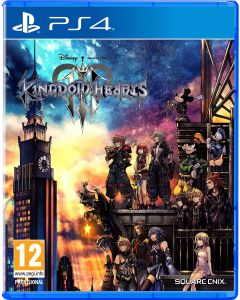 Kingdom Hearts 3 (PS4) (New)
