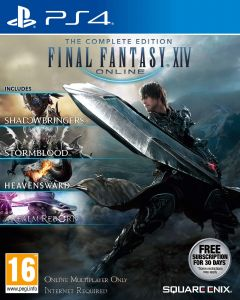Final Fantasy XIV: The Complete Collection (PS4) (New)