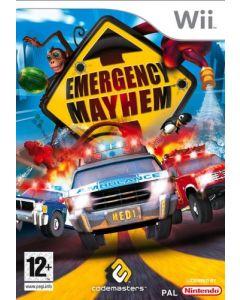 Emergency Mayhem (Wii) (New)