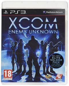 XCOM Enemy Unknown (PS3) (New)