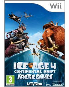 Ice Age Continental Drift (Wii) (New)