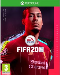 FIFA 20 Champions Edition (Xbox One) (New)