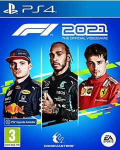 F1 2021 (PS4) (New)