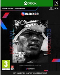 MADDEN 21 NXT LVL EDITION(Xbox Series X) (New)