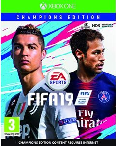 FIFA 19 Champions Edition (Xbox One) (New)