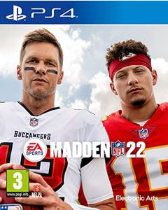 Madden 22 (PS4) (New)