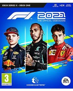 F1 2021 (Xbox Series / Xbox One) (New)