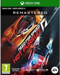Need For Speed: Hot Pursuit Remastered (Xbox One / Xbox Series) (New)