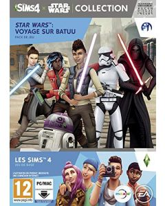 The Sims 4 Star Wars: Journey to Batuu (PC) (New)