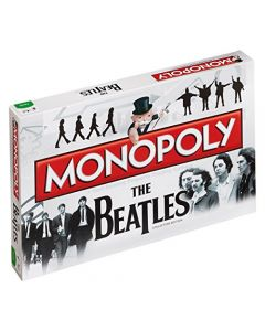 Winning Moves The Beatles Monopoly (New)