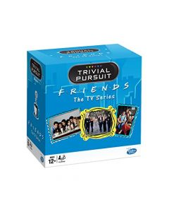 Winning Moves Friends Trivial Pursuit Game (New)