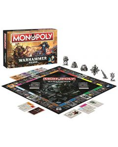 Winning Moves Warhammer Monopoly Board Game (New)