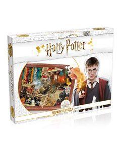 Winning Moves Harry Potter-Hogwarts 1000pc Puzzle (New)