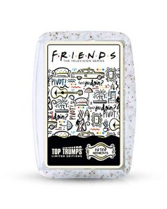 Friends Limited Edition Top Trumps Card Game WM01119-EN1-6 (New)