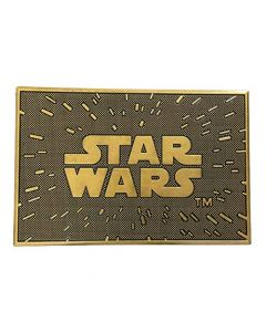 Star Wars (LOGO RUBBER MAT (New)