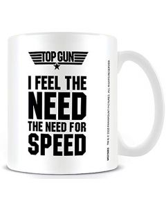 Top Gun (The Need for Speed) Mug (New)