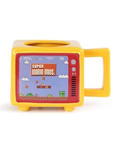 Super Mario Bros (Like A Boss) Thermo-Responsive 3D Mug 500 ml (New)