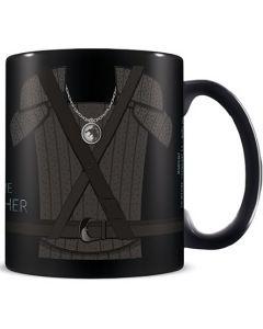 The Witcher (Dressed To Kill) Black Pod Mug /Merchandise (New)