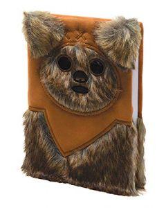 Star Wars Furry A5 Notebook (New)