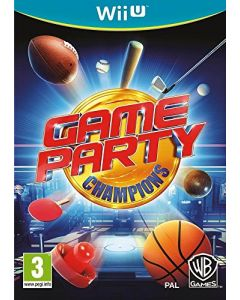 Game Party Champions (Wii U) (New)