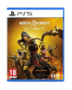 Mortal Kombat 11 Ultimate (PS5) (New)