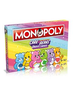 Care Bears Monopoly Board Game (New)