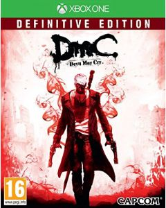 DmC Devil May Cry Definitive Edition (Xbox One) (New)