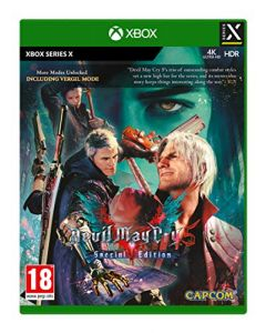 Devil May Cry 5 Special Edition (Xbox Series X) (New)