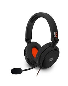 Stealth C6-100 Gaming Headset (Switch, Xbox, PS4, PS5, PC, PS4) (Orange / Black) (New)
