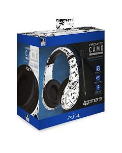 Officially Licensed Pro4-70 Headset (Artic) (PS5 / PS4) (New)